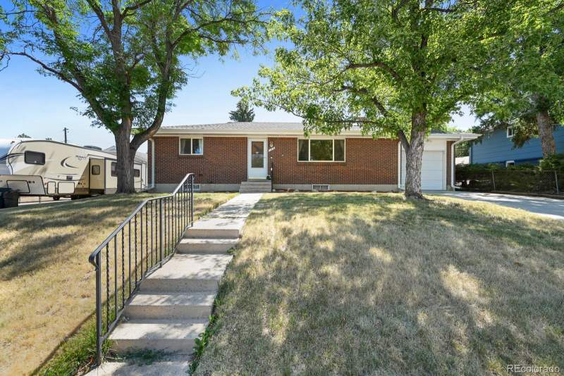 732 S Simms Street,  Lakewood,  CO  80228 Image