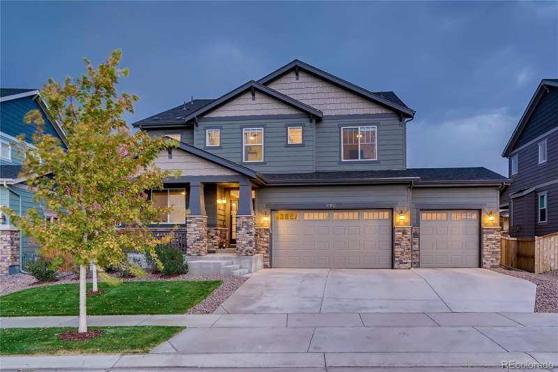 16812 Buffalo Run Drive,  Commerce City,  CO  80022 Image