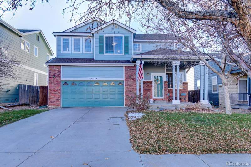 10559 E Abilene Street,  Commerce City CO  80022 Image