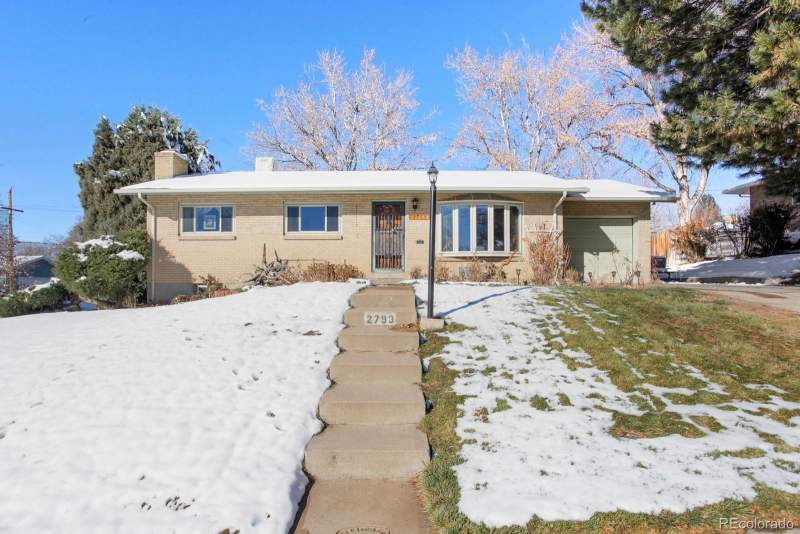 2793 S Vrain Street,  Denver,  CO  80236 Image